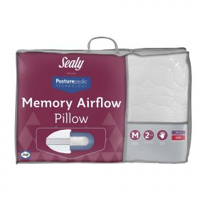 Sealy Posturepedic Memory Airflow Pillow