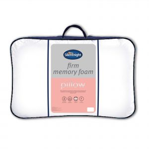 Silentnight Firm Impress Memory Foam Pillow