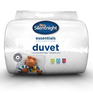 Silentnight Hollowfibre Duvet - 13.5 Tog