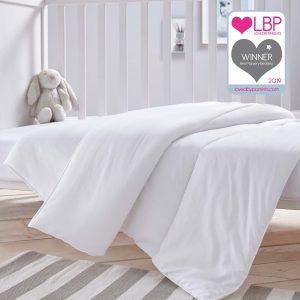 Silentnight Safe Nights Anti-Allergy Cot Bed Duvet - 4 Tog