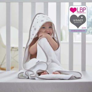 Silentnight Safe Nights Bamboo Hooded Towel