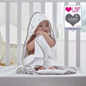 Silentnight Safe Nights Bamboo Hooded Towel
