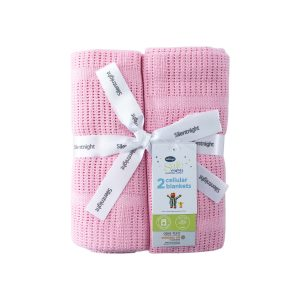 Silentnight Safe Nights Cellular blanket - 2 Pack