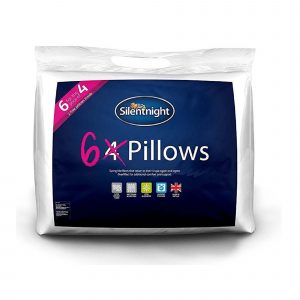 Silentnight Ultrabounce Pillow - 6 Pack
