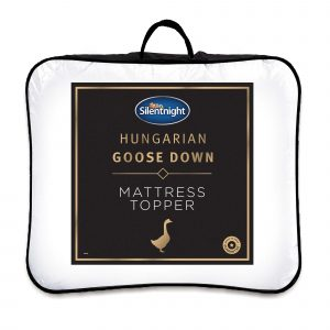 Silentnight Ultimate Luxury Hungarian Goose Feather & Down Topper