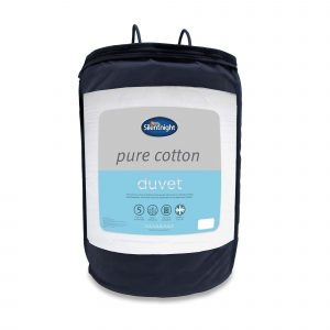Silentnight Pure Cotton Duvet - 4.5 Tog