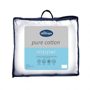 Silentnight Pure Cotton Topper