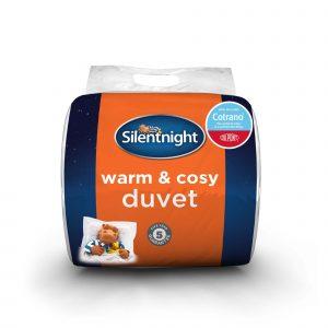 Silentnight Added Value Warm & Cosy Duvet - 15 Tog