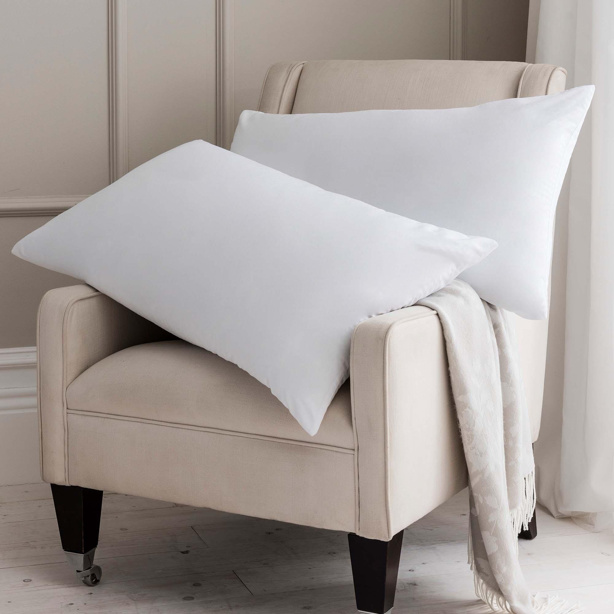 Silentnight Bounce Back Pillow 2 Pack Trade E Bedding