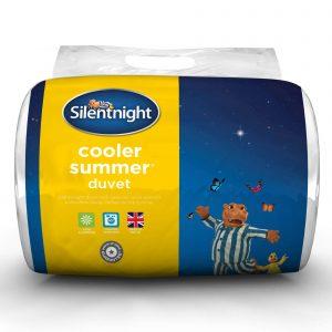 Silentnight Cooler Summer Duvet - 4.5 Tog