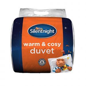 Silentnight Warm and Cosy Duvet - 15 Tog