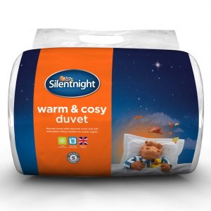 Silentnight Warm and Cosy Duvet - 13.5 Tog